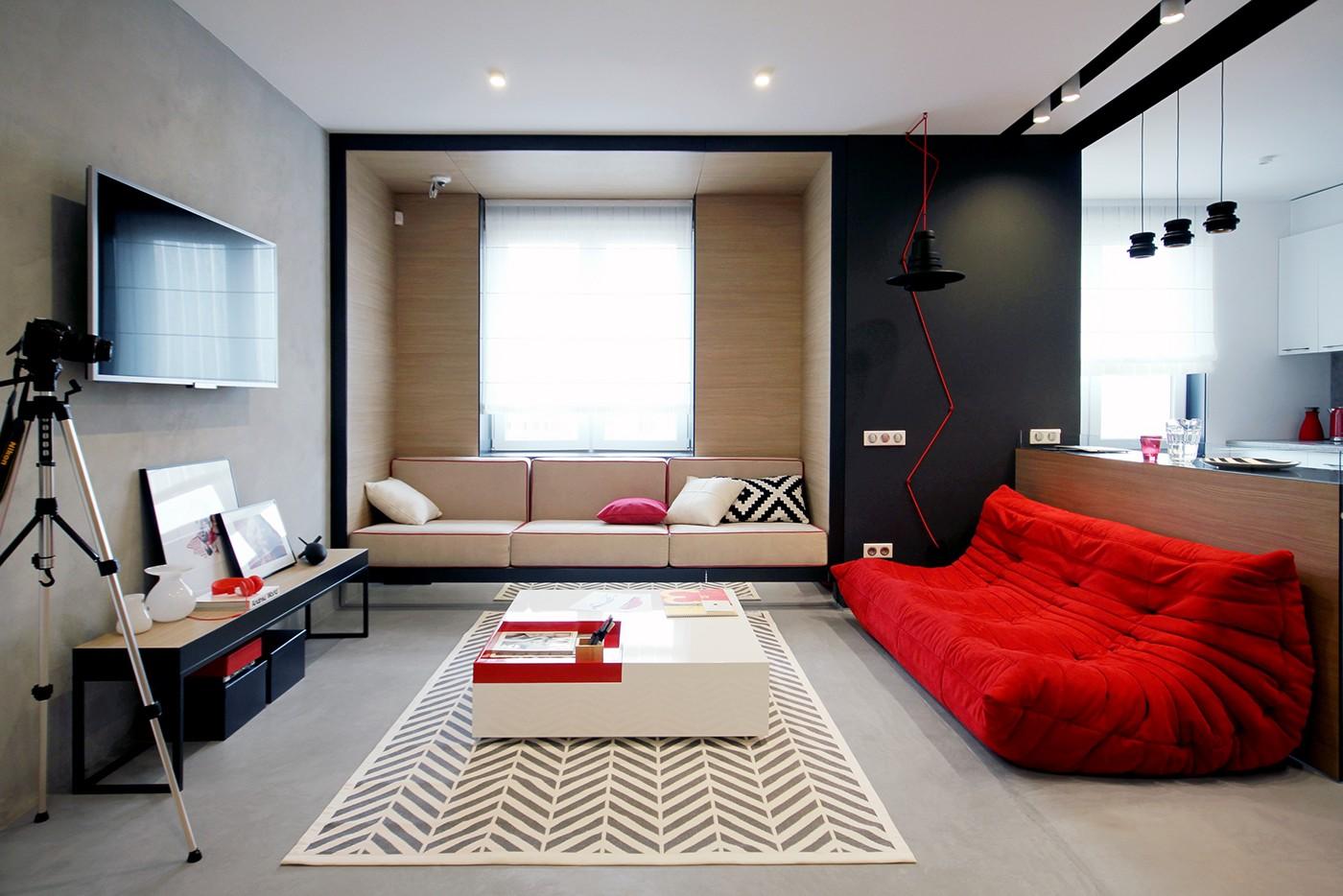 有設計感的24套地板顏色欣賞