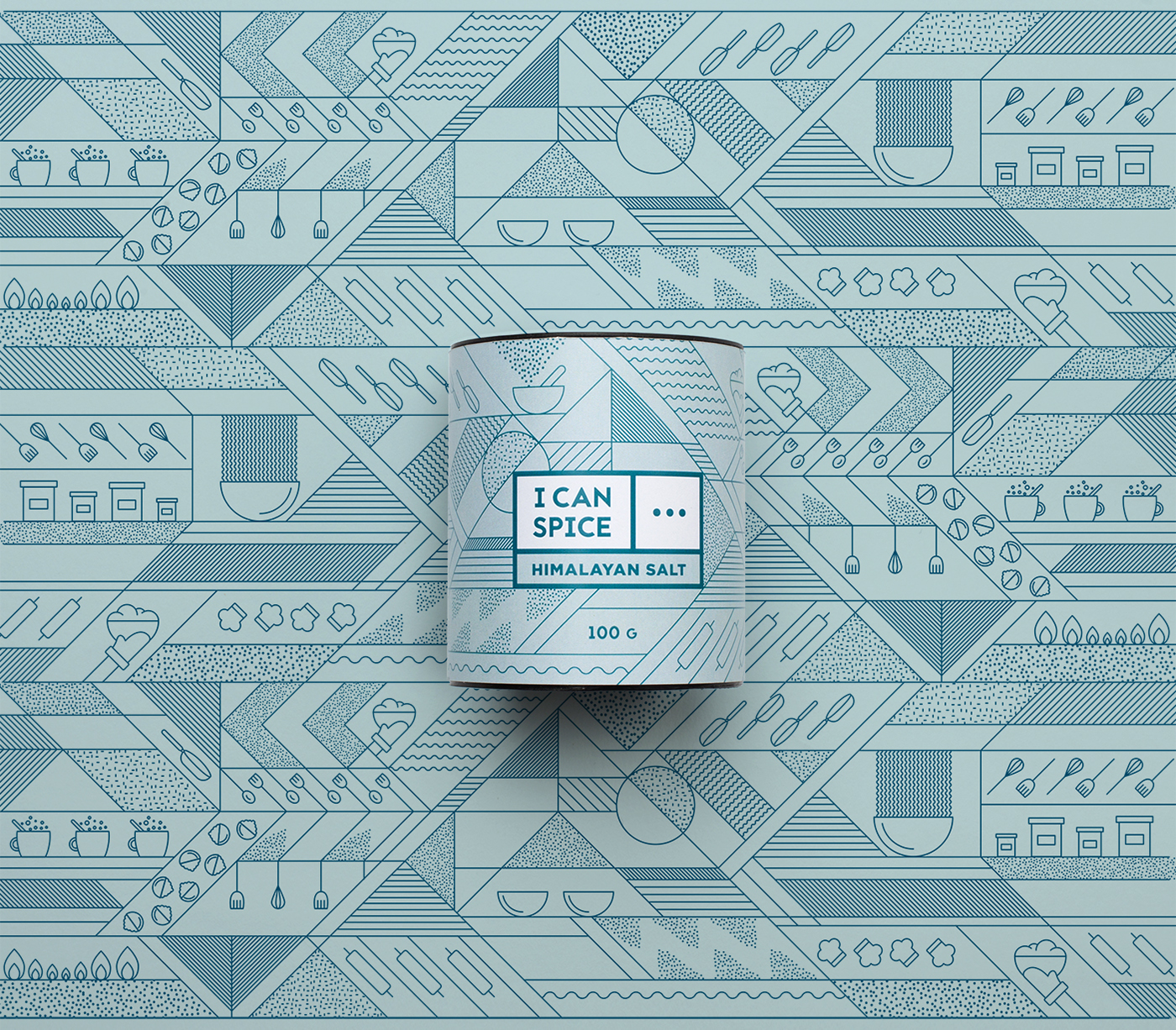 I Can Spice Packaging Design by DekoRatio | Design and Paper