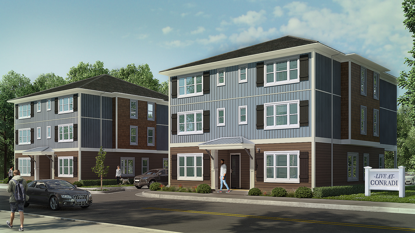 real estate Investment student housing