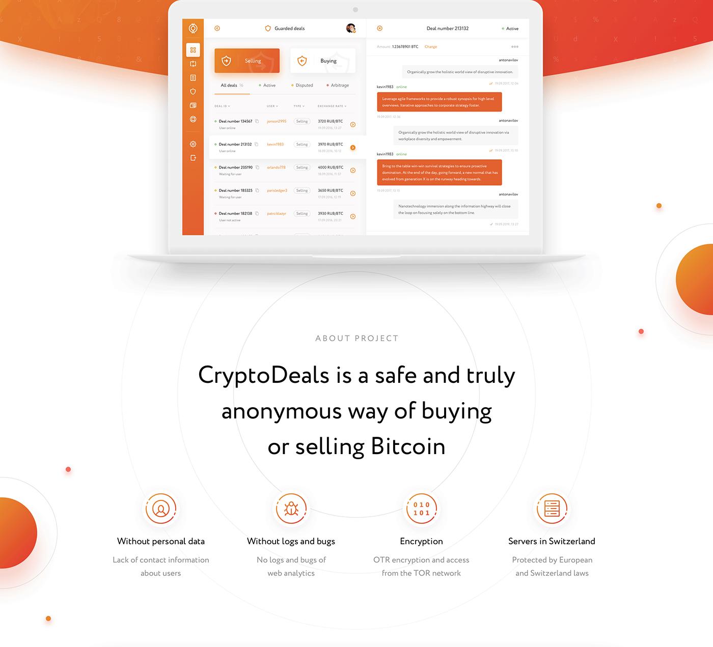 currency bitcoin blockchain orange crypto Ico