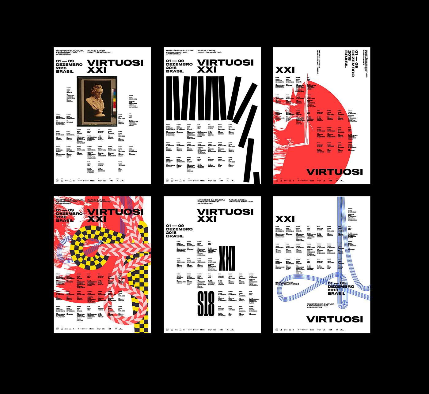 細緻的28款海報設計欣賞