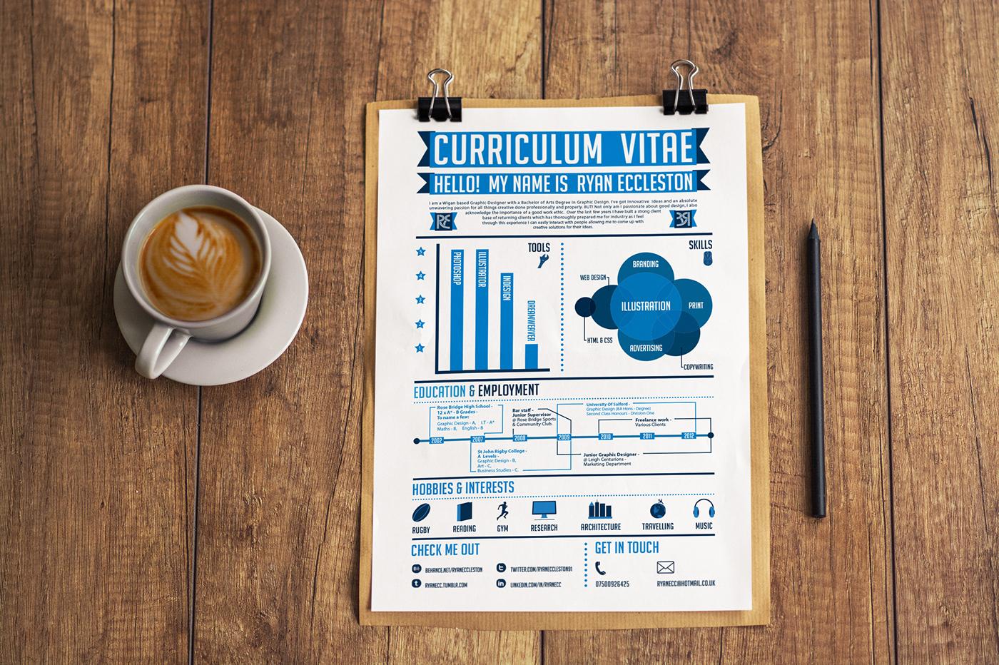 CV curriculum Vitae Curriculum Vitae Website Self Promotion self Promotion infographic infographics vector Web info graphics Resume