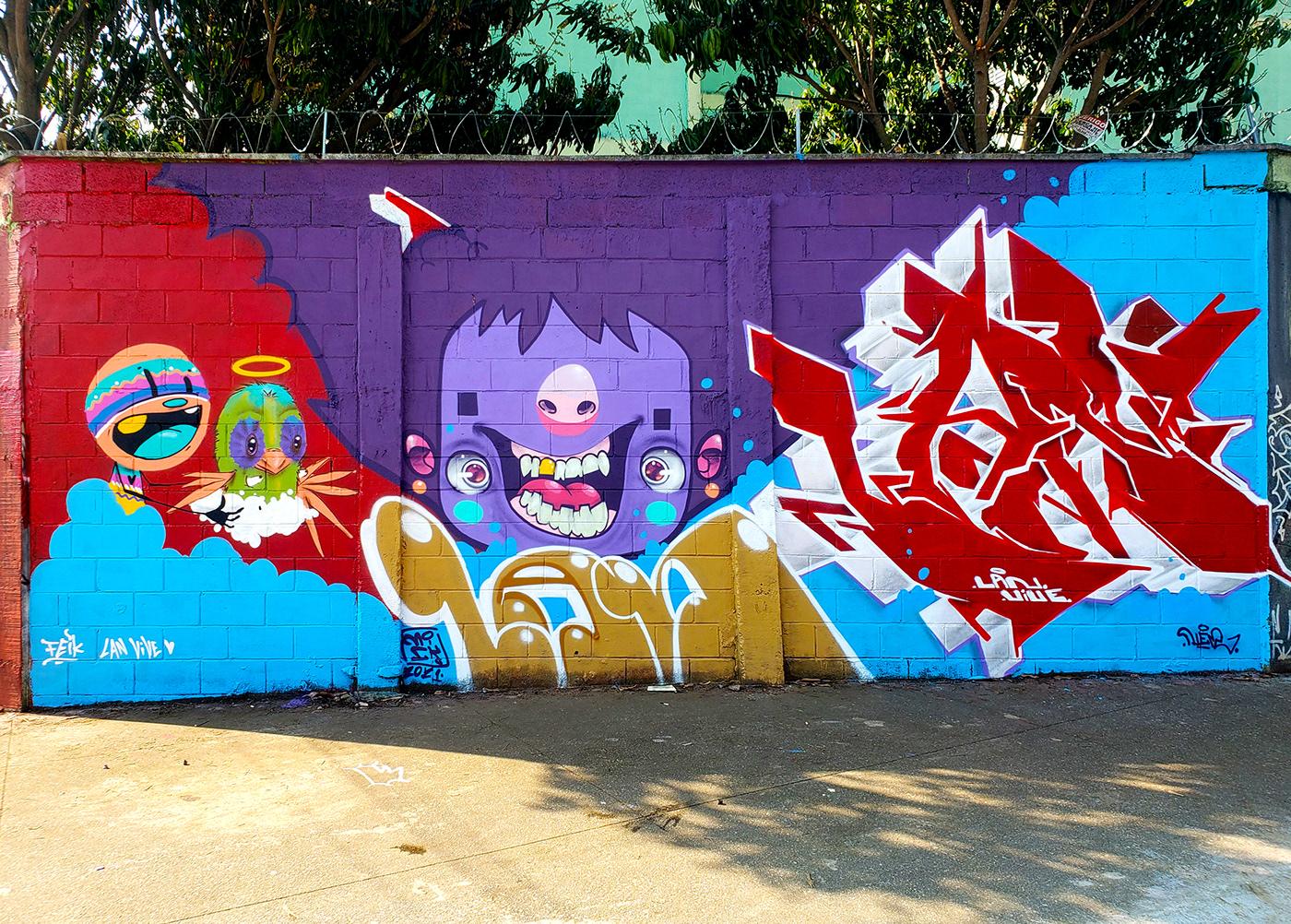 Character design  concept character nick zombie Street Art  urban art
