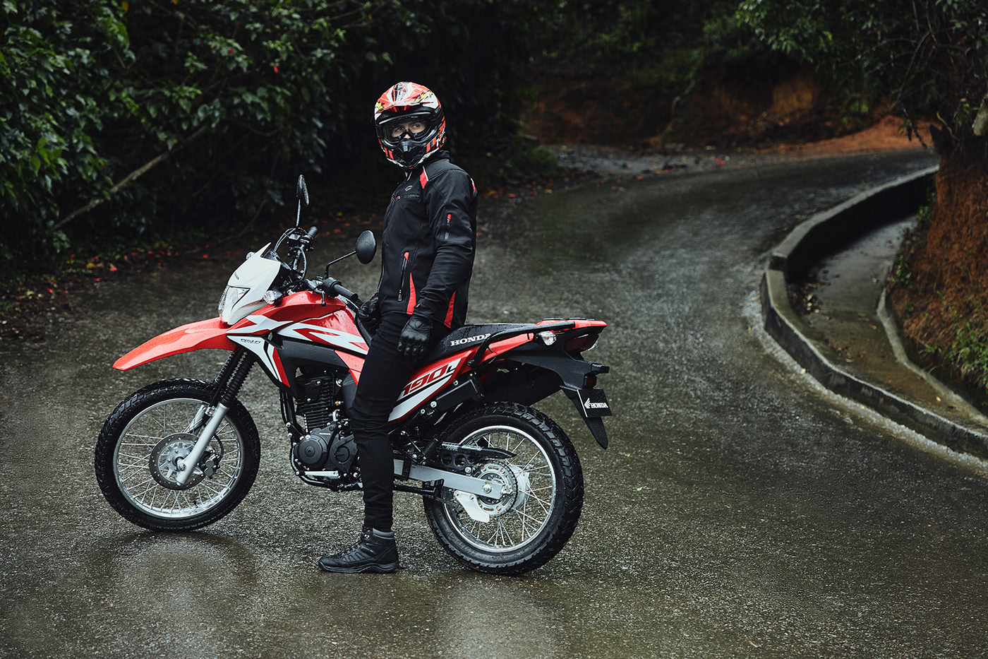 Honda Honda Motorcycles Honda Motos motorcycle motorcycles Offroad xr190l