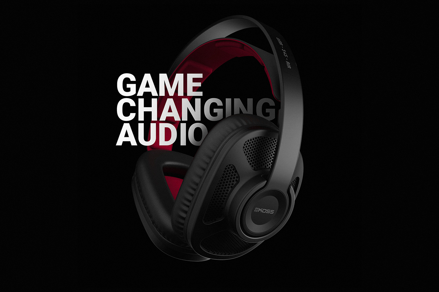 Gmr Gaming Headphones On Behance