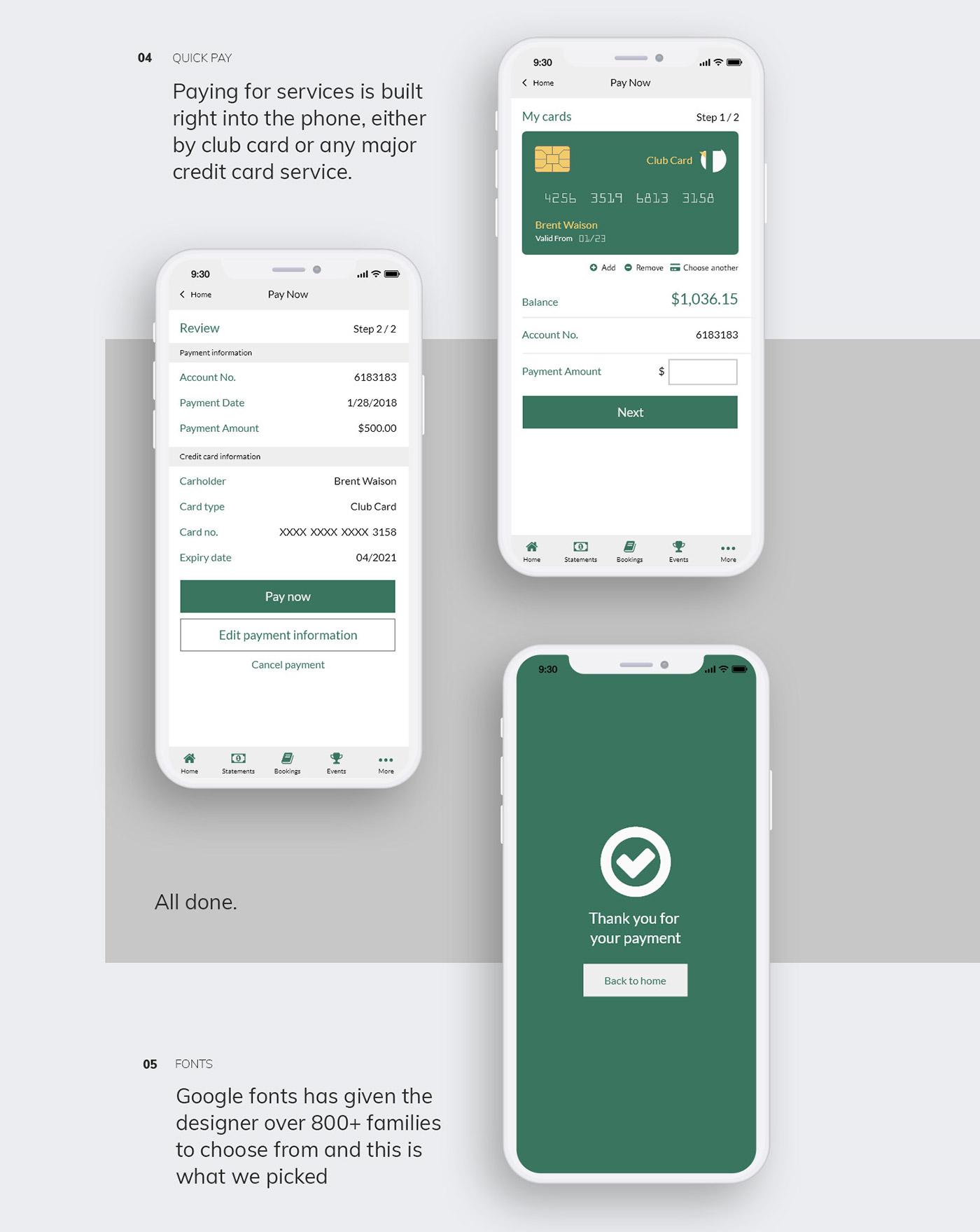 ui design UI/UX interaction app dashboard ios android iphone google
