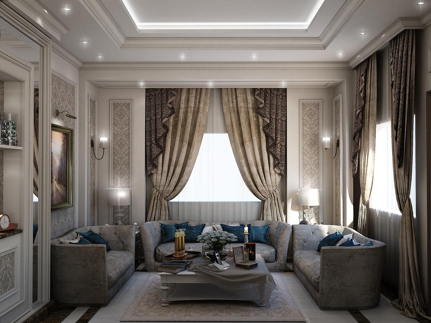 new classic living room