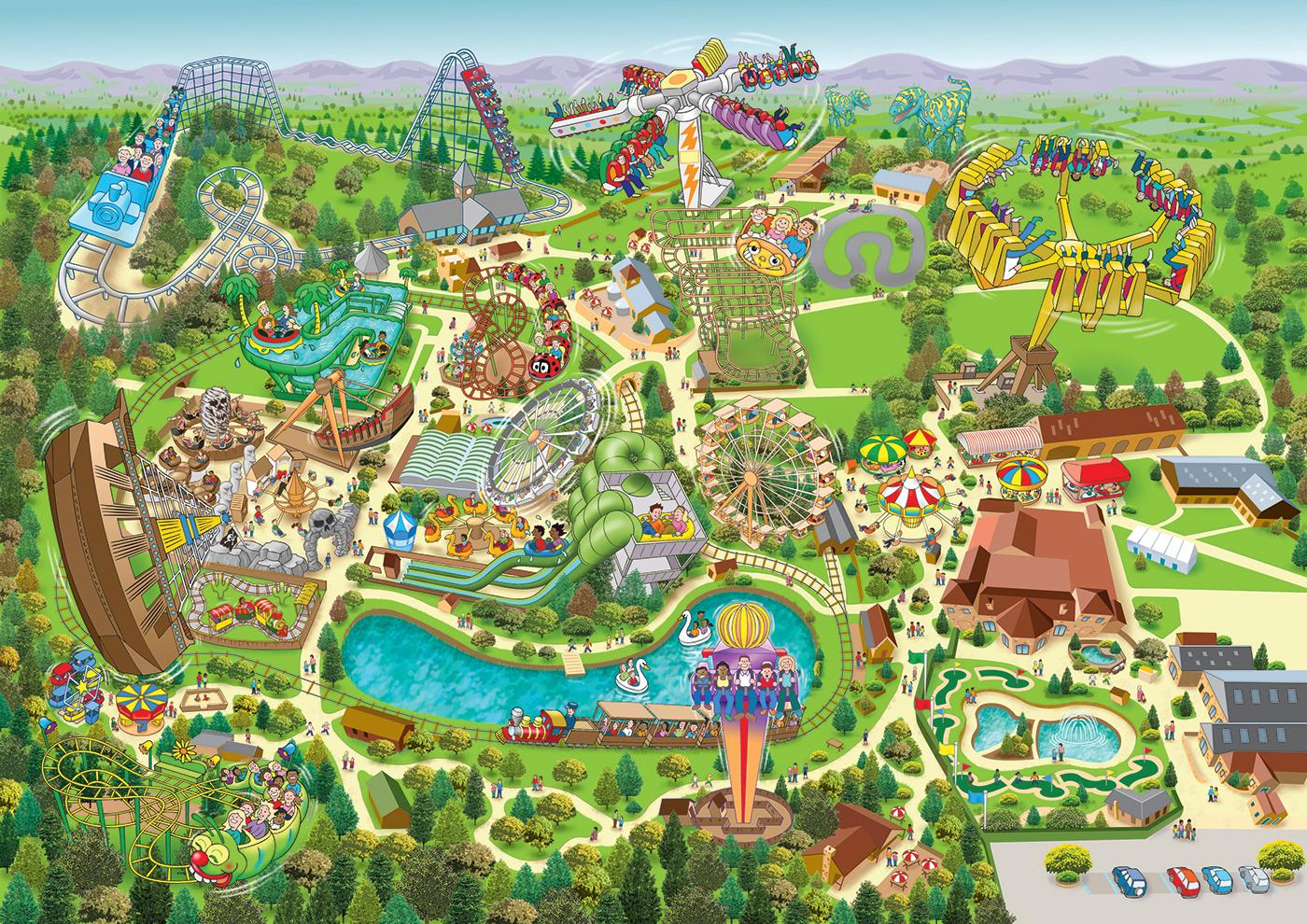 Theme Park World Download Deutsch Kostenlos