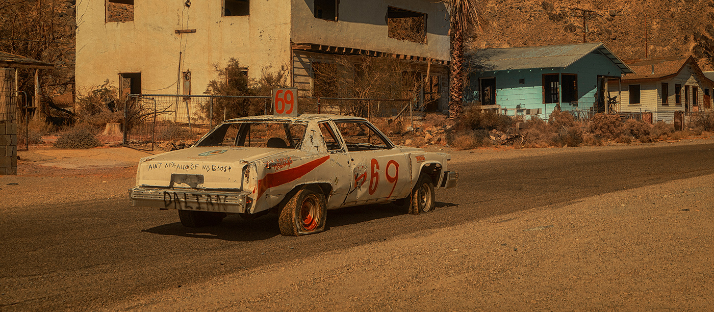 THE UGLIEST CARS EVER PHOTOGRAPHED, a project by Ruben Alvarez
