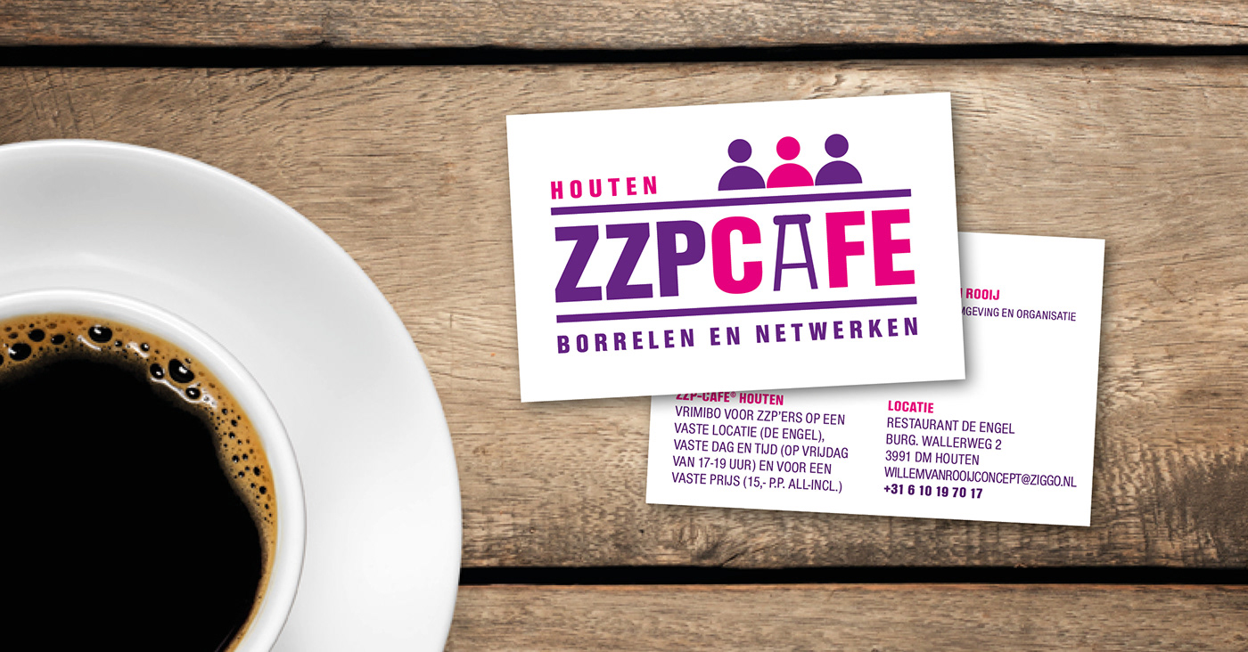 networking selfemployed meeting meeting place logo branding