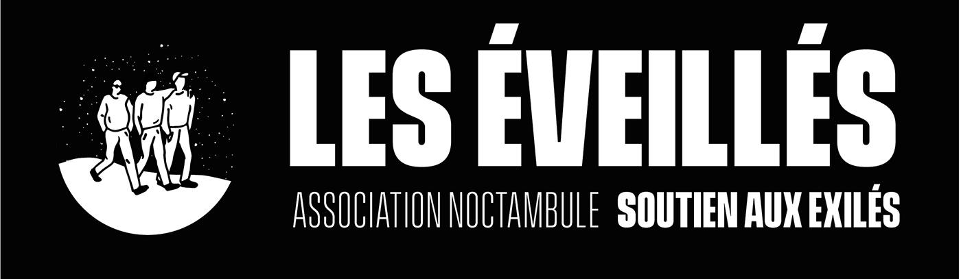 affiche poster soirée evenement éveillés Paris scan matière