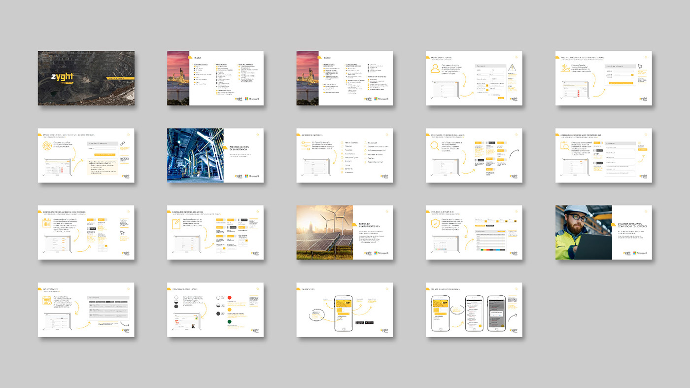 Web design user manual
