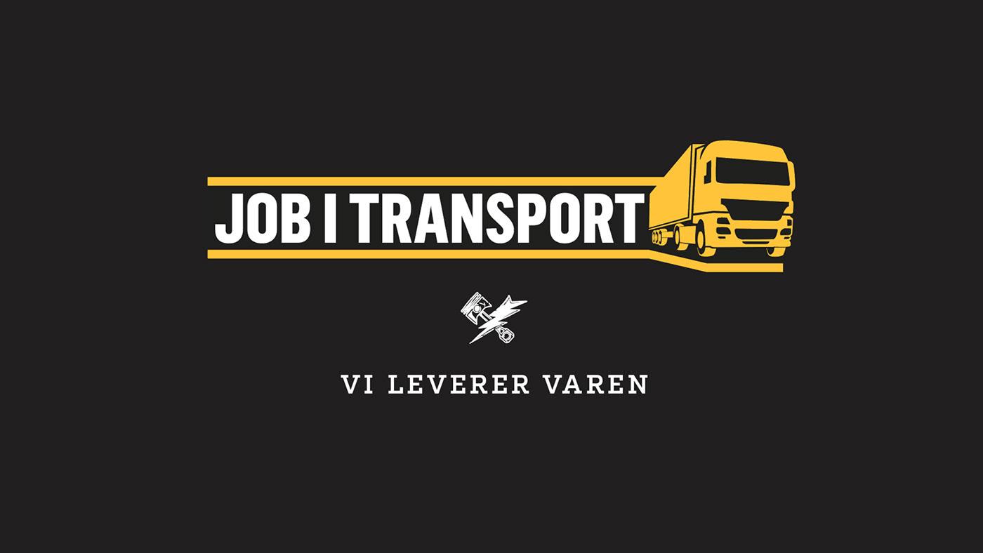 art direction  branding campaign Music Production Transport