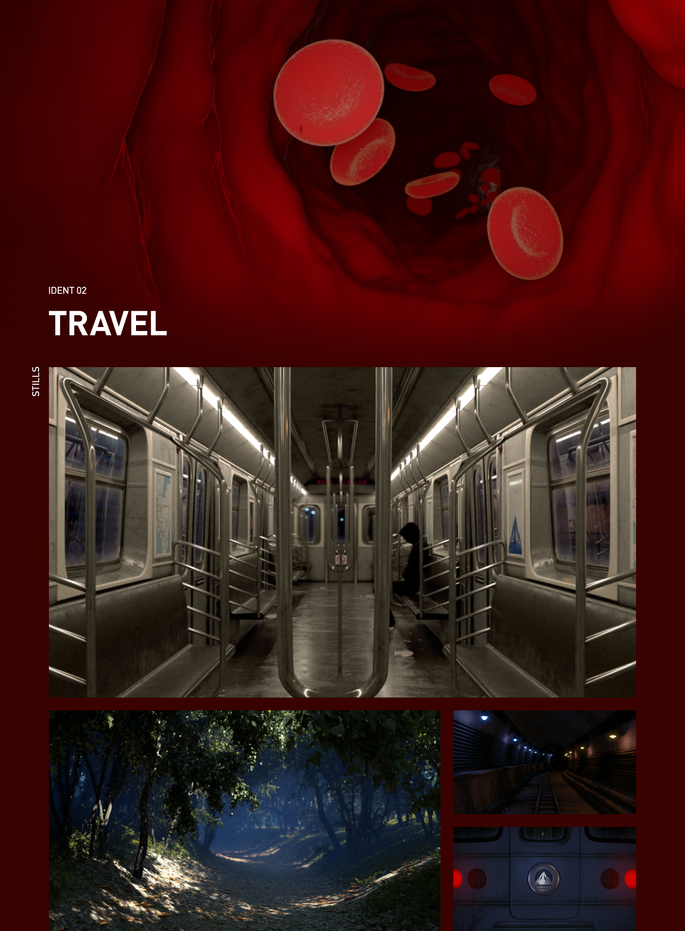 Film   Cinema story Genre 3D broadcast movie Transition CG macro
