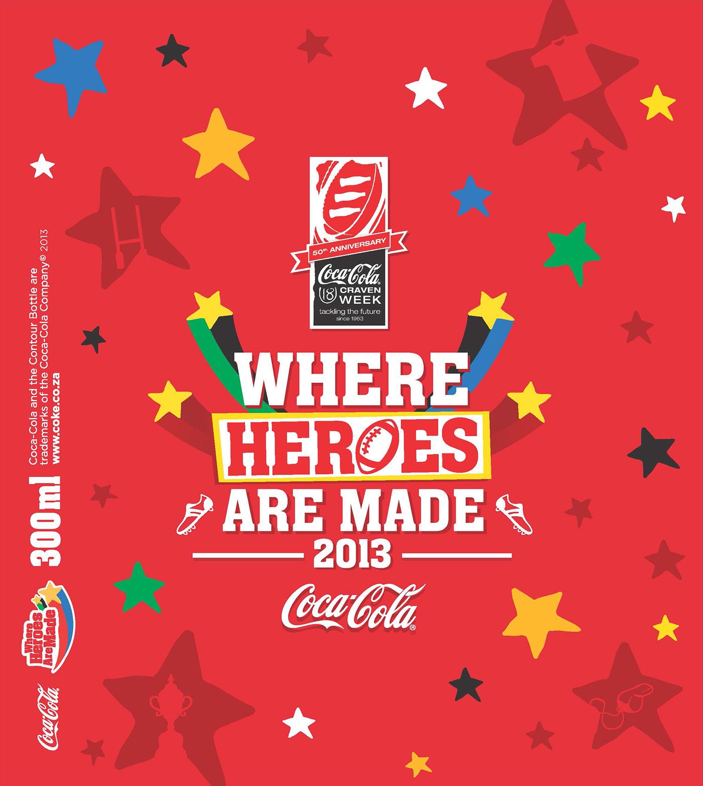 精細的19款可口可樂包裝欣賞