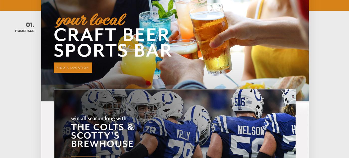 beer,Website,Webflow,restaurant,branding ,ui design,brewery,mobile,craft beer,Burgers