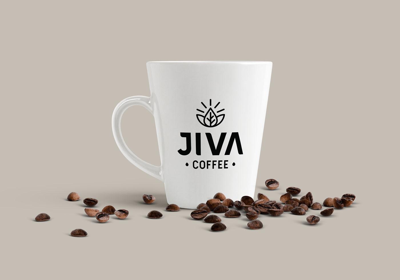 Coffee design graphic ILLUSTRATION  logo mauritius Packaging