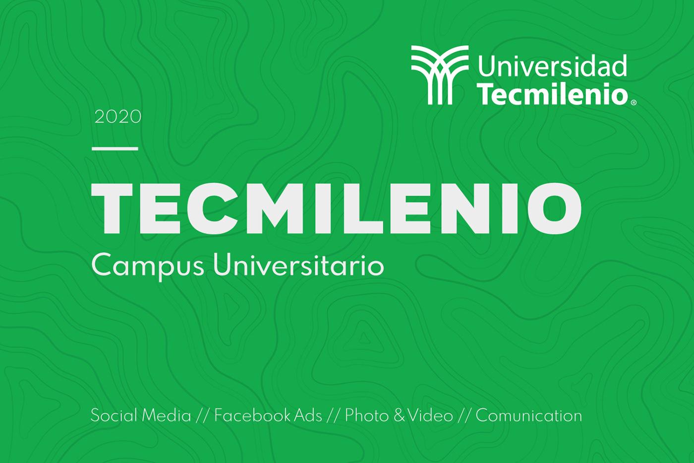college design diseño gráfico escuela facebook Photography  school social media University video