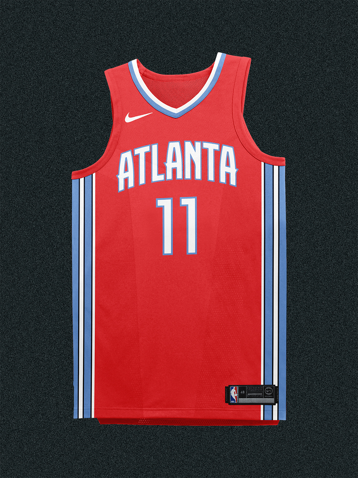 promo code 1d328 43828 NBA Uniform Refresh on Behance