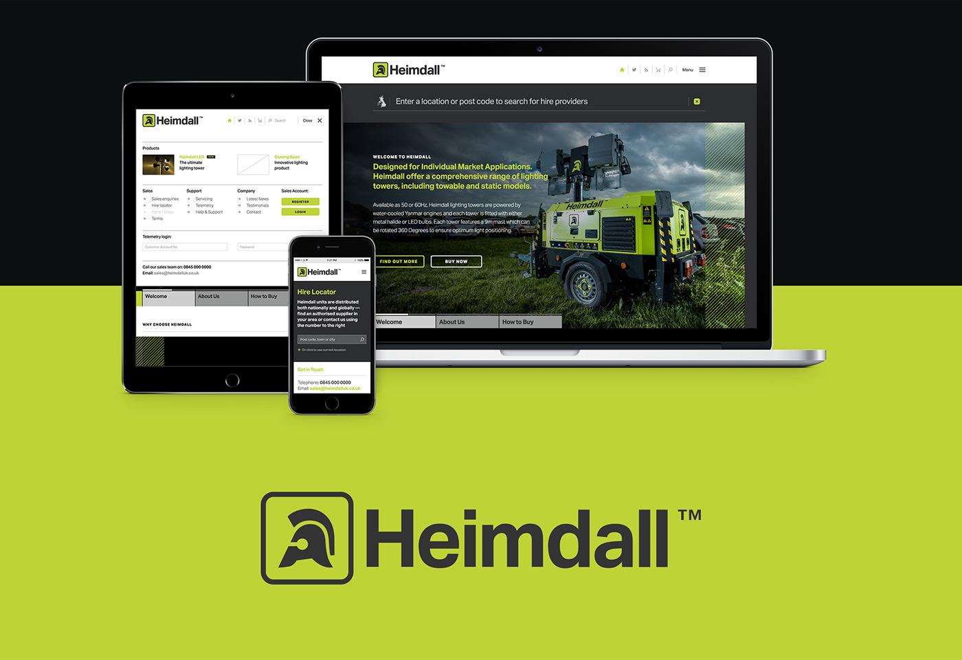 digital Web art direction  account management Responsive Design