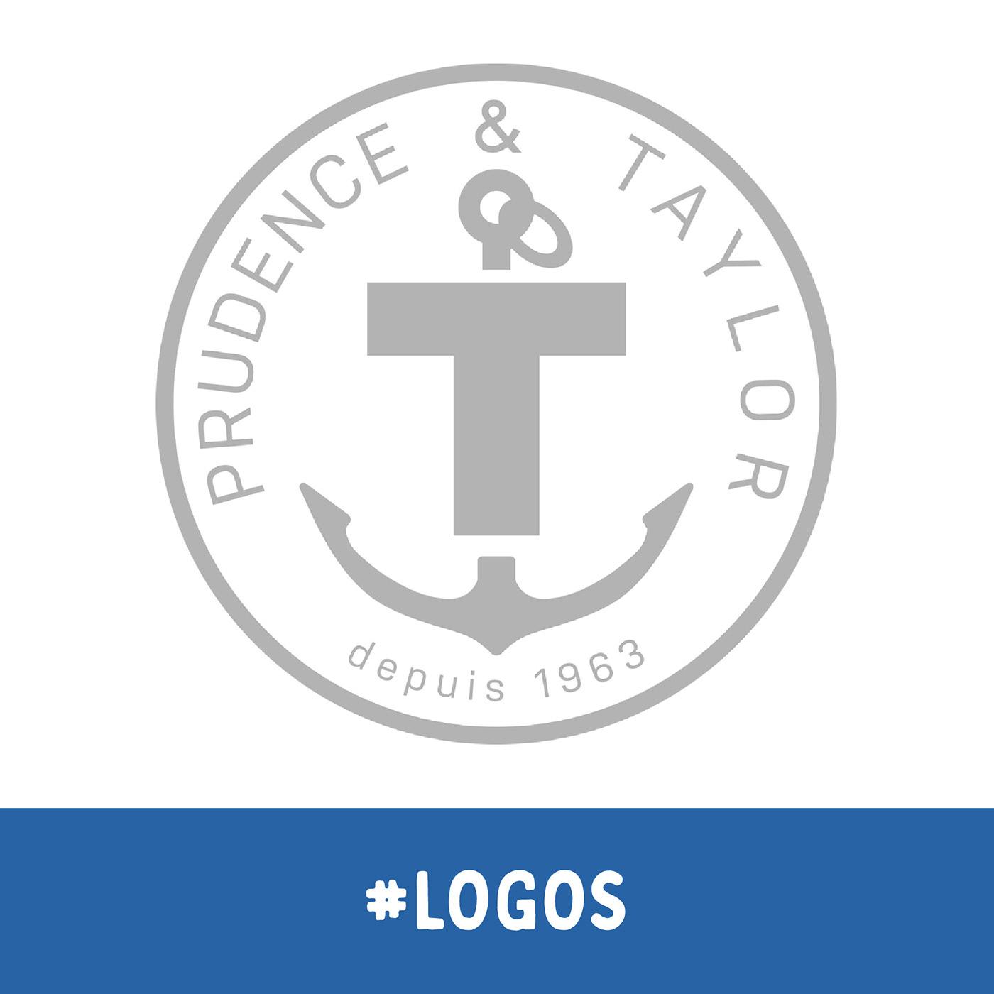 Logo Prudence & Taylor depuis 1963