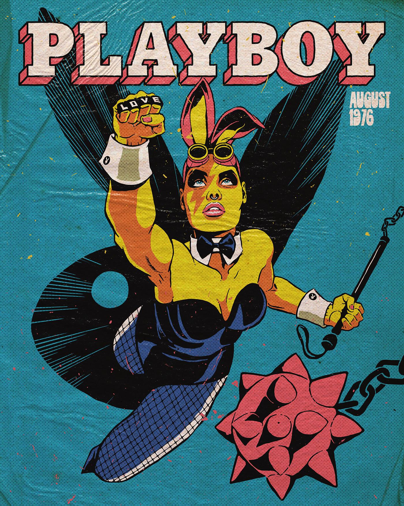 bunnies bunny magazine playboy pop culture