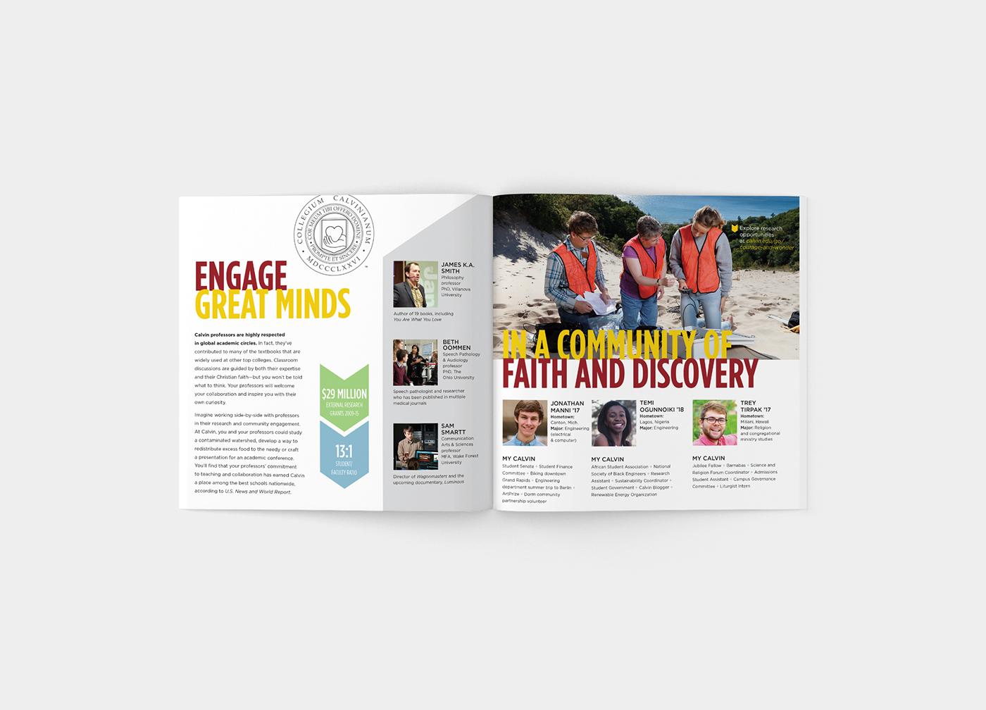 higher education brochure Booklet