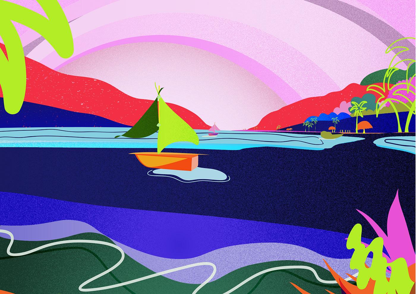 art direction  artwork creative Digital Art  Drawing  graphic design  ILLUSTRATION  illustration art Procreate vector