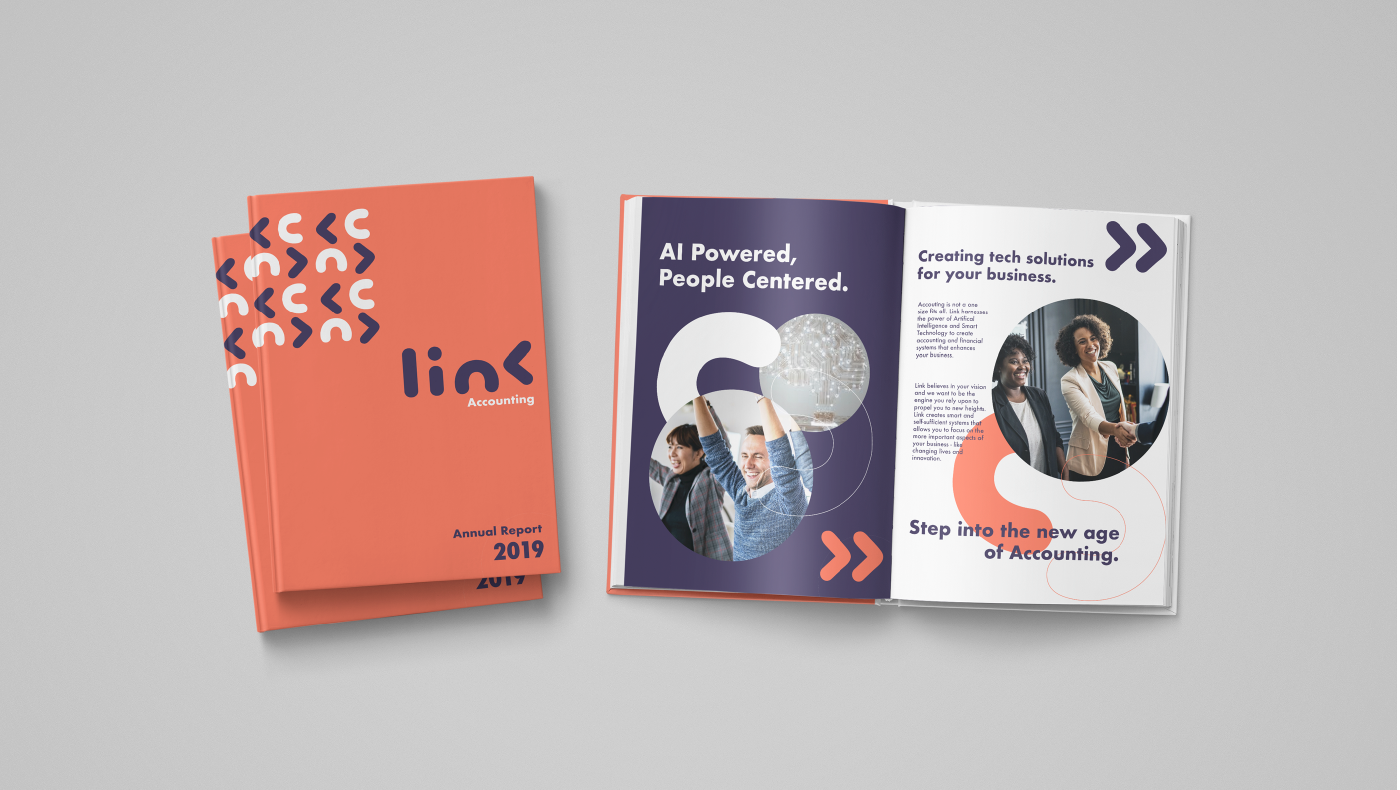 accounting annual report Brand Design branding  corporate branding Corporate Stationery Identity Design print design