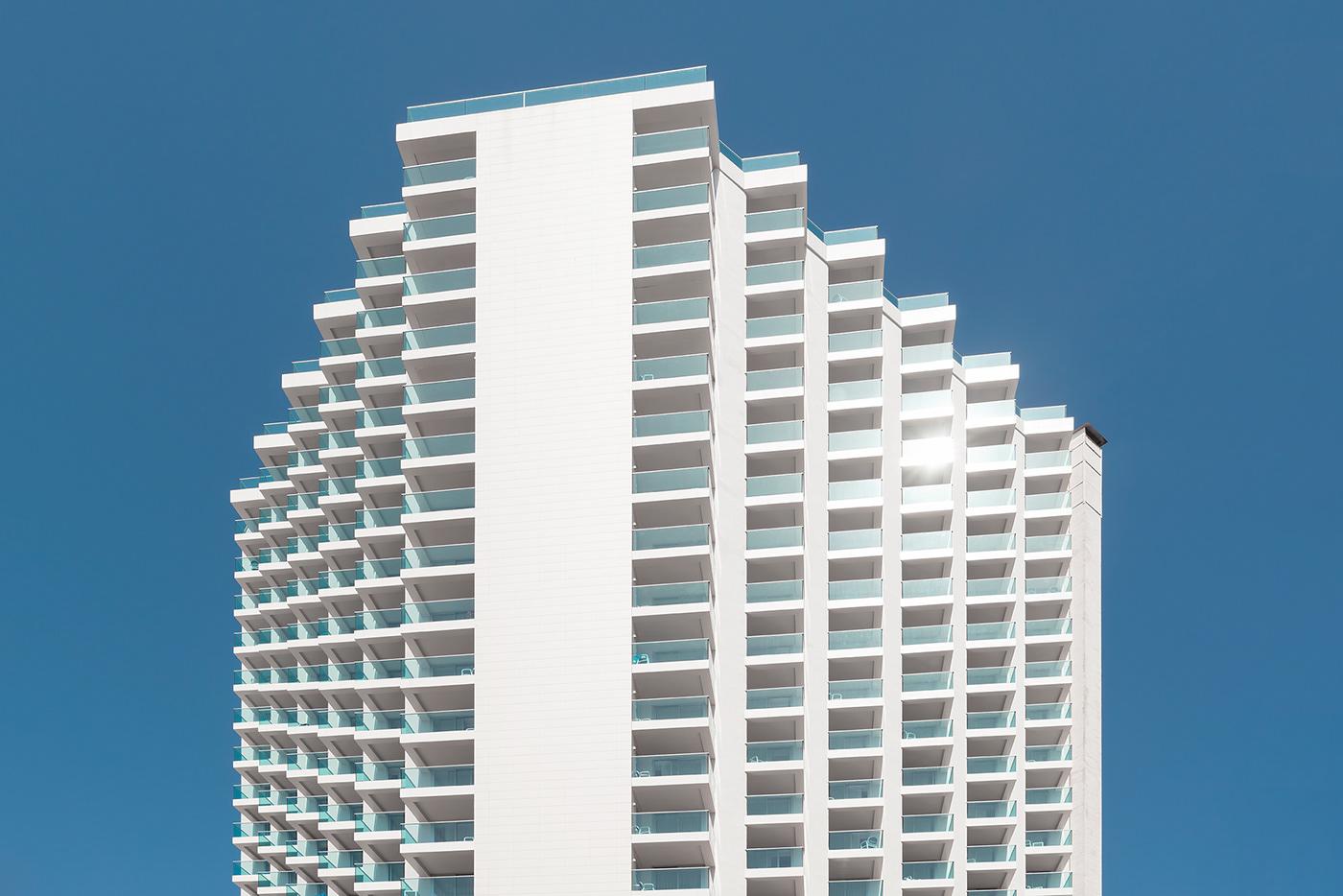 alicante architecture benidorm building color españa holidays hotel spain summer