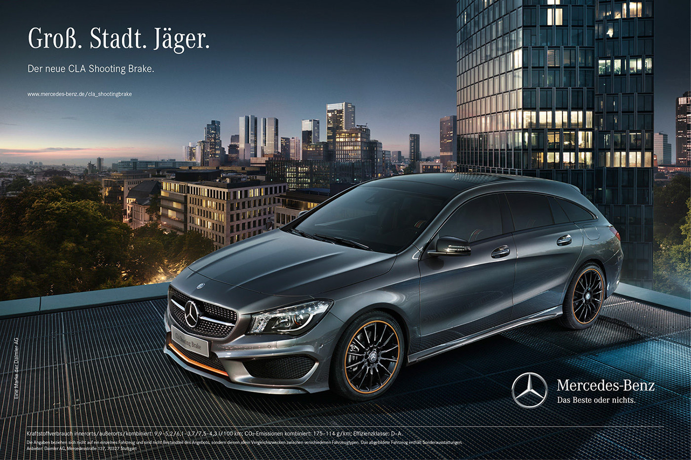 Mercedes Benz Cla >> Mercedes-Benz CLA with Anke Luckmann | CGI & Retouching on ...