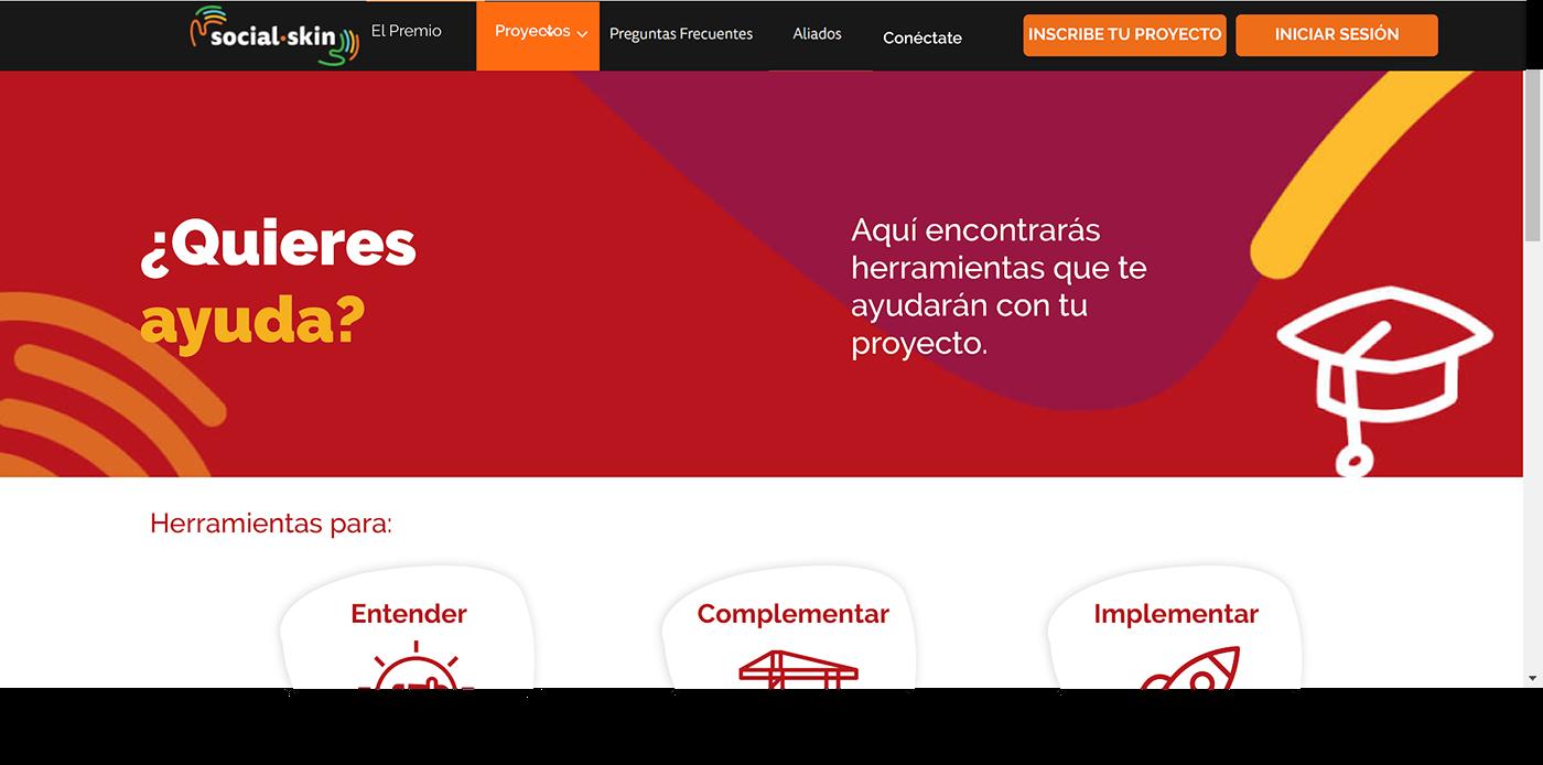 Grupo Bolívar innovación social metodologías de innovación Service design
