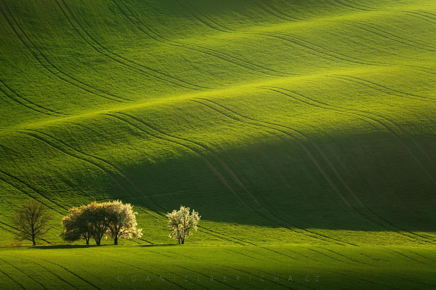 Jarní Jižní Morava, Moravské Slovácko,