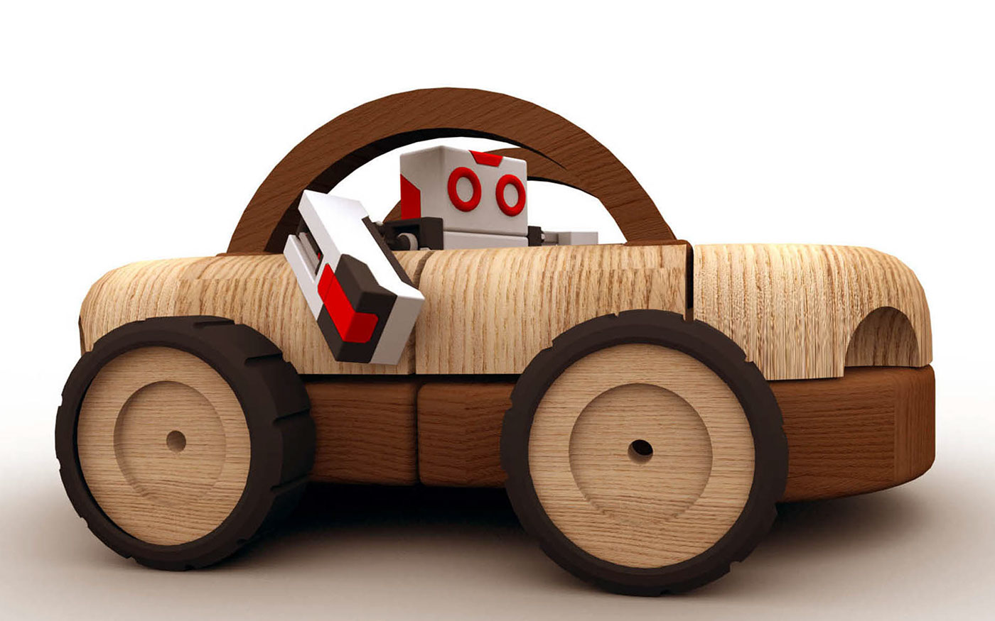 Old fashioned wooden toys for kids 50