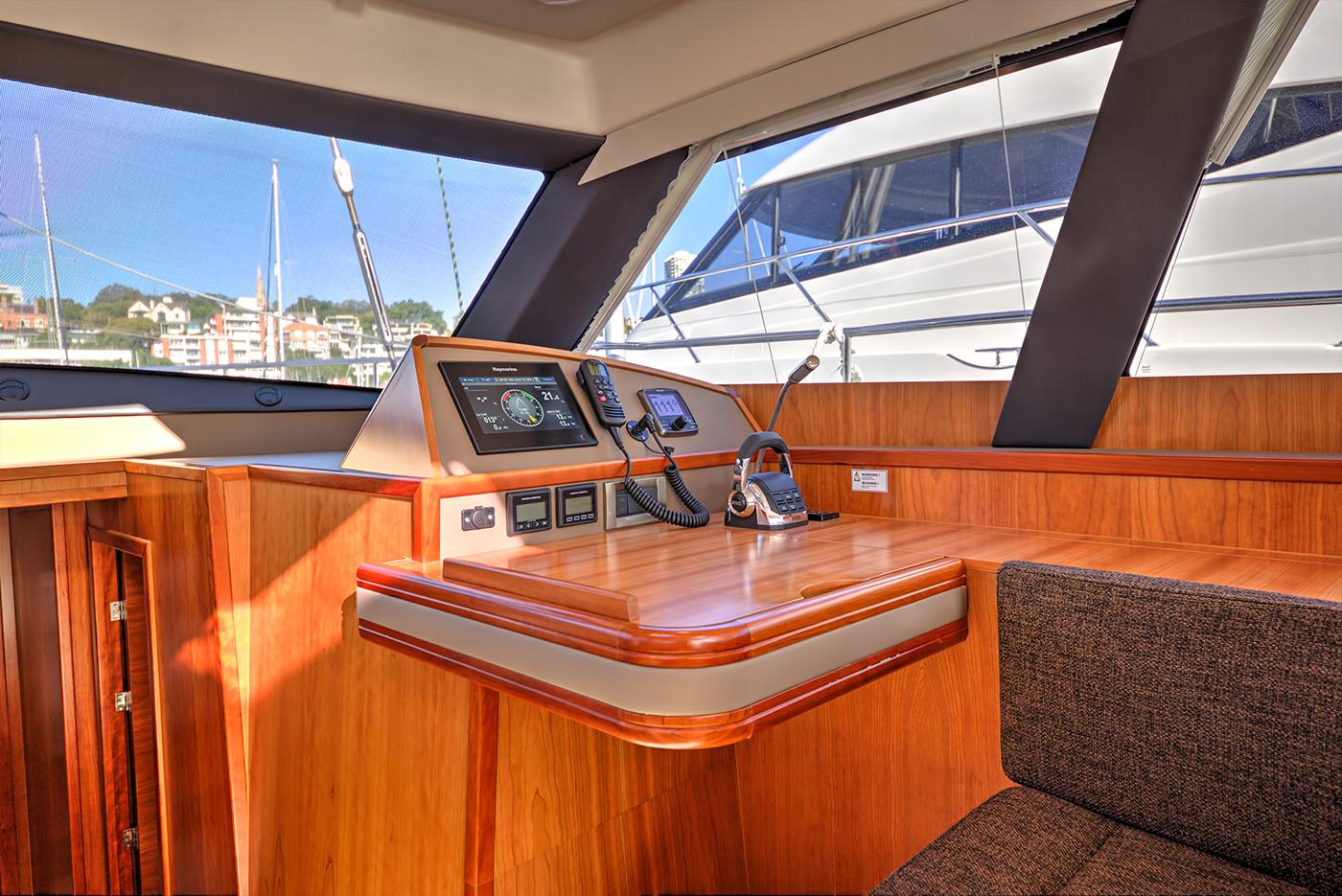 Boat Interiors On Behance