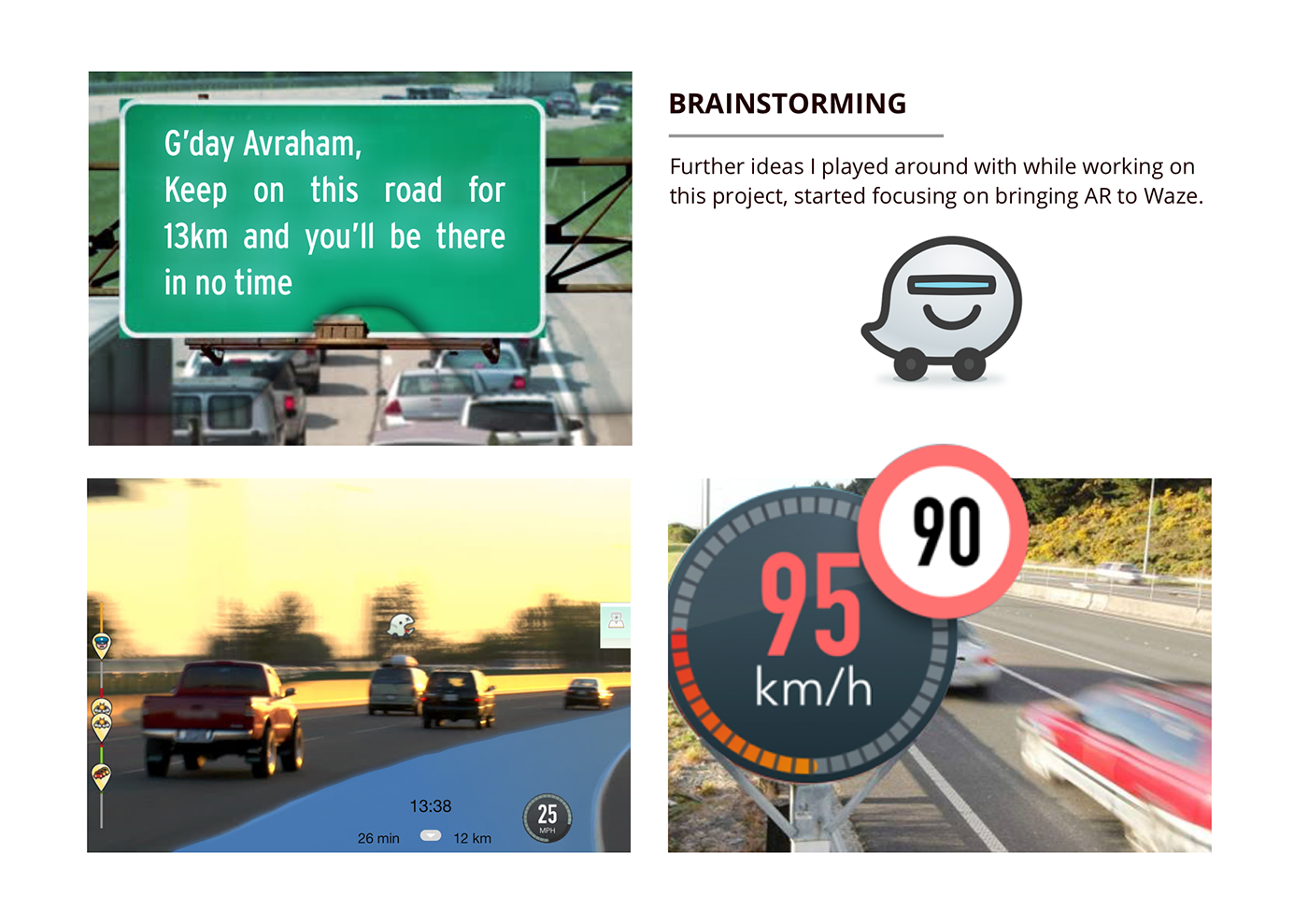 HUD,augmented reality,UI,ux,tesla,TeslaSemi,navigation,follow,gps,Cars