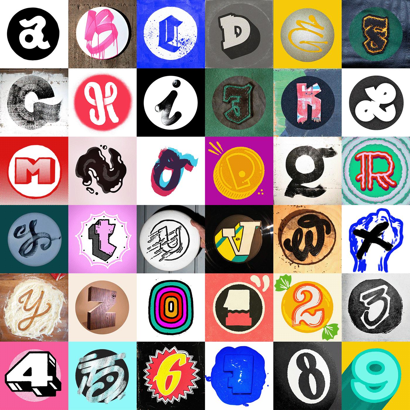 Handlettering instagram lettering letters paintbrush patch skateboarding type wood