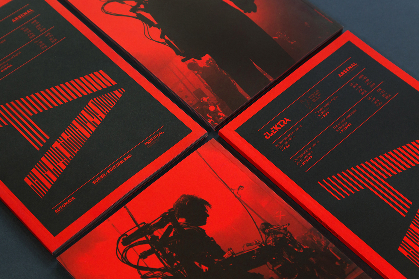 Baillat. Studio +  Louis Dollé - 3rd International Digital Art Biennial
