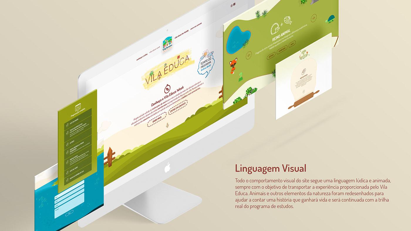 UI ux Website agency Webdesign Interface environment