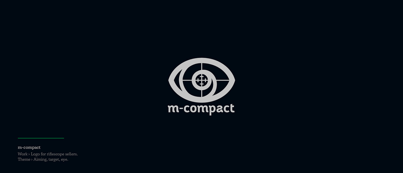m-compact: logo for fiflescope sellers