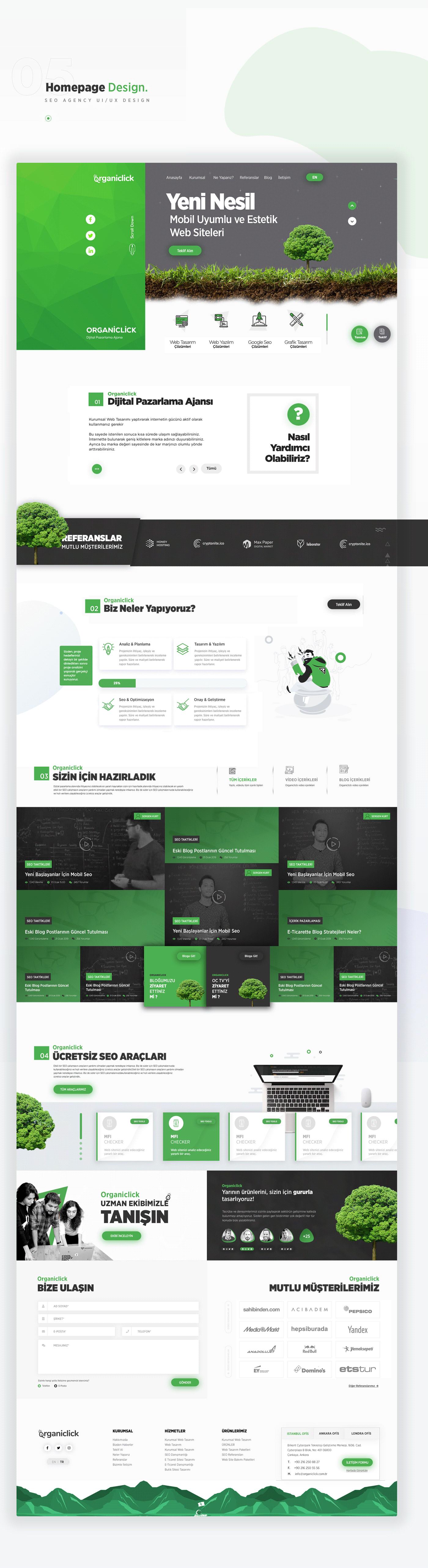 design Interface SEO seo agency UI/UX Web Design