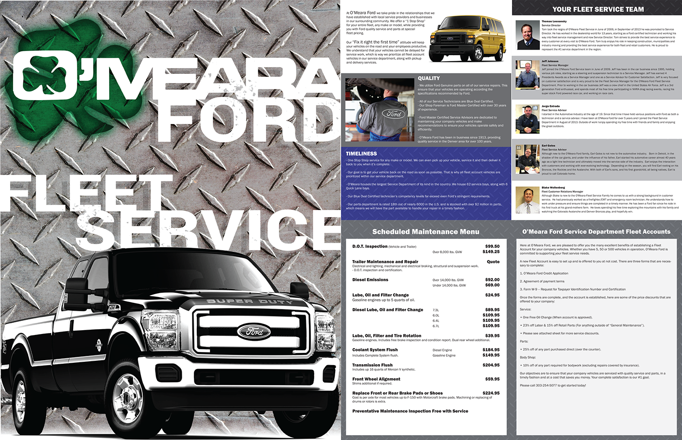 O Meara Ford Center On Behance