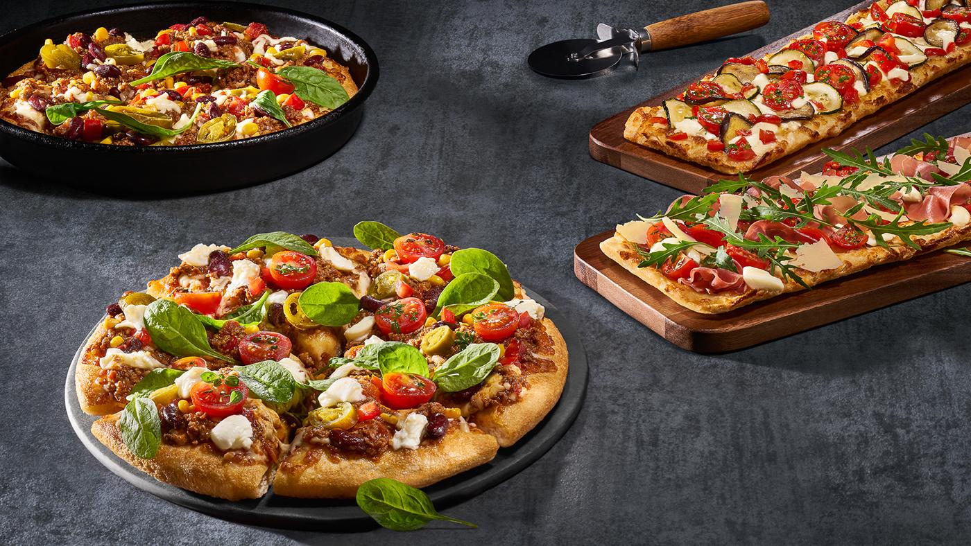 PIZZA HUT New Menu 2017 on Behance