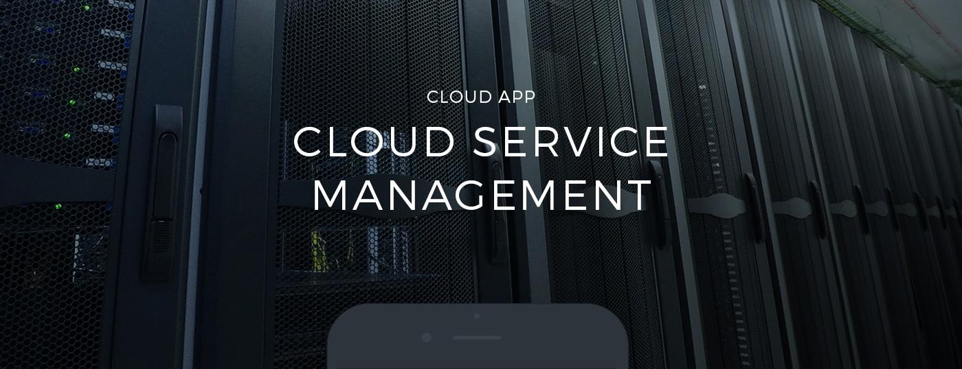 cloud app management
