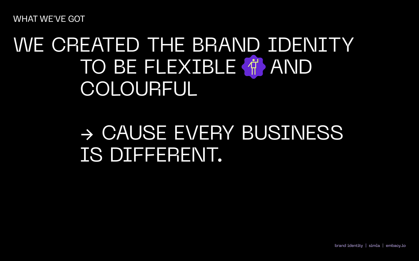 branding  CRM Retail Webdesign
