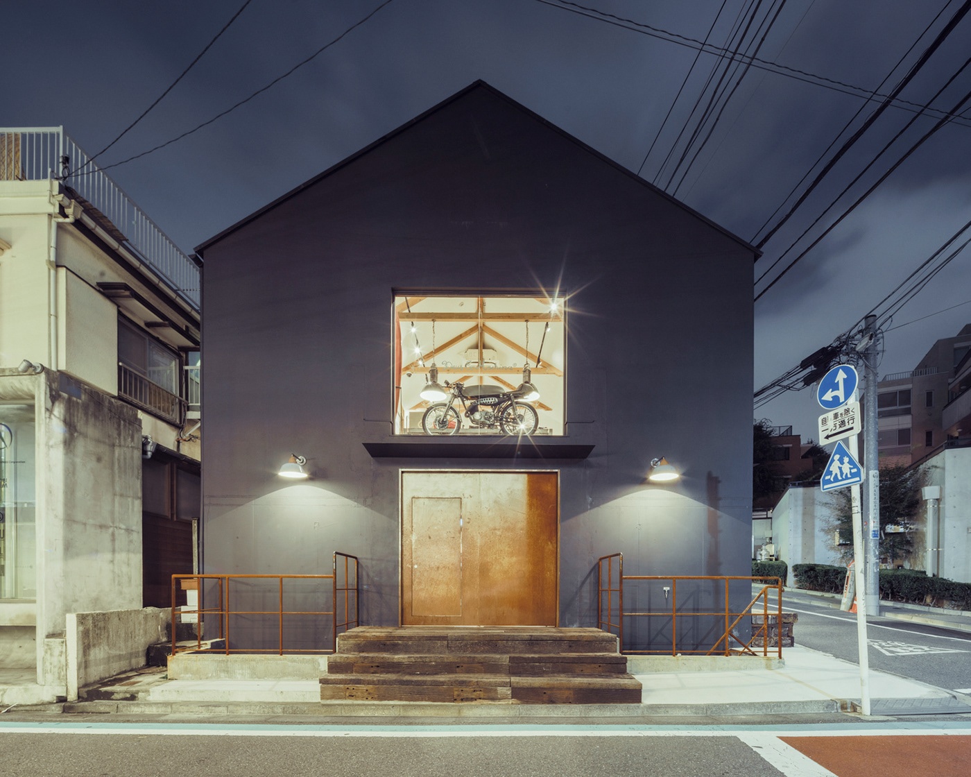 Architecture Photography city color franckbohbot night Photography  Street tokyo Urban Video Games