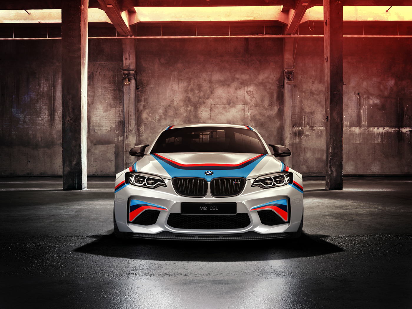bmw m2 csl on behance. Black Bedroom Furniture Sets. Home Design Ideas