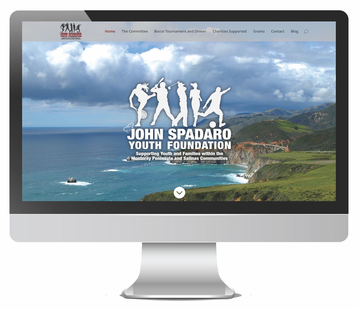john spadaro,charity,Website