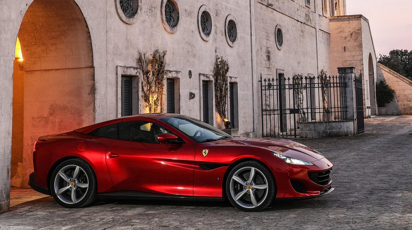 Commercial Illustration For Ferrari 2019 On Behance