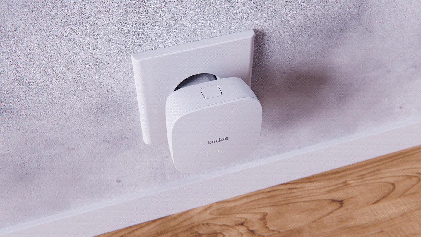 2sympleks design gerda Router smarthome smartlock wireless